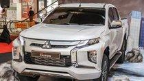 Cần bán xe Mitsubishi Triton năm sản xuất 2019, màu trắng, xe nhập