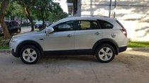 Cần bán xe Chevrolet Captiva LTZ đời 2013, màu bạc