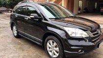 Cần bán lại xe Honda CR V 2011, màu đen