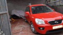 Bán ô tô Kia Carens 2017, màu đỏ