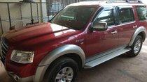 Bán xe cũ Ford Everest MT 2008, màu đỏ, xe nhập, giá 375tr