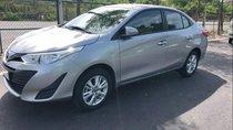 Cần bán gấp Toyota Vios 1.5 E MT 2018, màu bạc như mới, giá 520tr