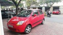 Cần bán lại xe Chevrolet Spark 0.8 MT năm sản xuất 2015, màu đỏ