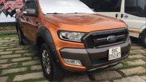 Cần bán gấp Ford Ranger Wildtrak 3.2L đời 2016, màu nâu, nhập khẩu