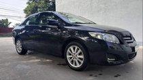 Bán xe Toyota Corolla altis sản xuất 2009, màu đen, nhập khẩu nguyên chiếc, giá 493tr