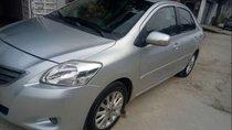 Cần bán Toyota Vios MT sản xuất năm 2010, màu bạc