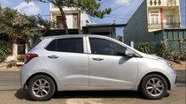 Cần bán xe Hyundai Grand i10 1.0MT đời 2015, màu bạc, nhập khẩu Ấn Độ