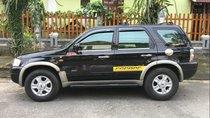 Bán Ford Escape năm sản xuất 2003, màu đen chính chủ