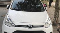 Bán xe Grand I10 1.2AT đời 2016, màu trắng, nhập khẩu