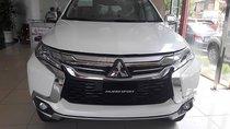 Bán xe Mitsubishi Pajero Sport 3.0G 4x4 AT sản xuất năm 2019, màu trắng, nhập khẩu Thái