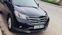 Bán Honda CR V 2.0 AT sản xuất 2013, màu đen