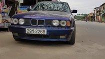 Bán xe BMW 5 Series 525 sản xuất năm 1994, màu xanh lam