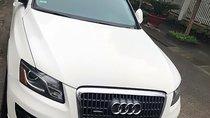 Cần bán xe cũ Audi Q5 2010, màu trắng, nhập khẩu nguyên chiếc