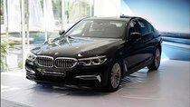 Bán xe BMW 5 Series 530i đời 2018, màu đen, xe nhập