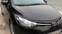 Bán Toyota Vios 1.5E sản xuất 2014, màu đen, giá 415tr