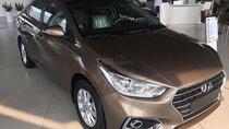 Bán Hyundai Accent 1.4 AT đời 2018, màu nâu mạnh mẽ