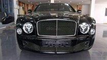 Bám Bentley Mulsanne Speed 2016, màu đen
