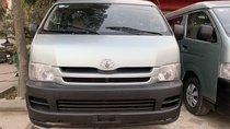 Cần bán xe Toyota Hiace năm sản xuất 2008, màu bạc, 260tr