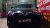 Cần bán Toyota Vios năm 2016, màu đen