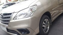 Bán Toyota Innova năm 2015, chính chủ, giá 620tr