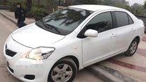 Cần bán lại xe Toyota Yaris đời 2008, màu trắng