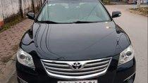 Cần bán lại xe Toyota Camry 2.4G sản xuất năm 2007, màu đen
