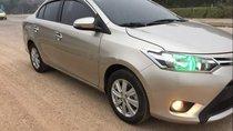 Cần bán lại xe Toyota Vios E đời 2017, số sàn