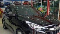 Bán Hyundai Tucson sản xuất năm 2015, màu đen, xe nhập