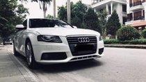 Cần bán Audi A4 L sản xuất 2010, màu trắng, nhập khẩu