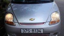 Cần bán xe Chevrolet Spark đời 2009, màu bạc, giá chỉ 115 triệu