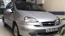 Cần bán gấp Chevrolet Vivant năm 2008, màu bạc