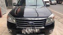 Cần bán Ford Everest sản xuất năm 2010, màu đen, số tự động