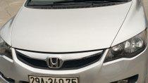 Cần bán lại xe Honda Civic 1.8 AT đời 2011, màu bạc