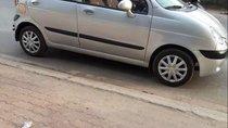 Cần bán Daewoo Matiz SE đời 2008, màu bạc, xe nhập xe gia đình