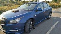 Cần bán lại xe Chevrolet Cruze đời 2010, màu xanh lam