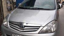 Bán xe Toyota Innova đời 2008, màu bạc, số sàn, giá tốt