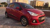 Cần bán xe Hyundai Grand i10 đời 2014, màu đỏ