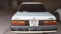 Bán Honda Accord năm sản xuất 1985, màu trắng