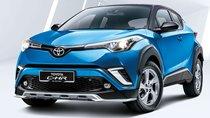 Toyota C-HR 2019 bổ sung thêm công nghệ, thêm màu trẻ trung