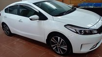 Bán Kia Cerato 1.6 MT đời 2018, màu trắng số sàn
