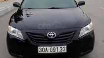 Cần bán xe Toyota Camry 2.4L năm sản xuất 2007, màu đen, nhập khẩu
