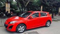 Cần bán gấp Mazda 3 1.6 AT đời 2011, màu đỏ, xe nhập