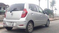 Cần bán lại xe Hyundai i10 1.1 MT năm 2013, nhập khẩu nguyên chiếc từ Ấn Độ, không lỗi, không taxi, dịch vụ