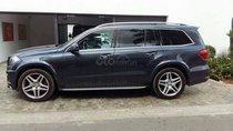 Mercedes GL500 đời 2016 màu đen nội thất kem cực mới