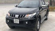 Bán Mitsubishi Triton năm sản xuất 2017, màu đen, nhập khẩu nguyên chiếc