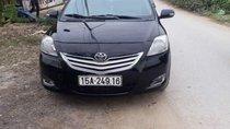 Cần bán gấp Toyota Vios đời 2009, màu đen, số sàn, giá tốt