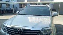 Cần bán Toyota Fortuner sản xuất năm 2013, màu bạc, giá tốt