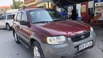 Cần bán Ford Escape 2003, màu đỏ, xe nhập