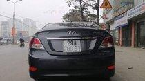 Bán Hyundai Accent 2011, màu đen, chính chủ
