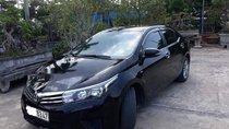 Cần bán xe Toyota Corolla altis 1.8 đời 2016, màu đen
